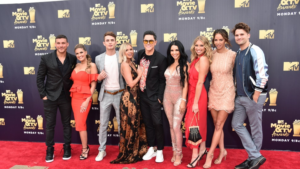 The 'Vanderpump Rules' Cast's Pictures Of The MTV Movie & TV Awards