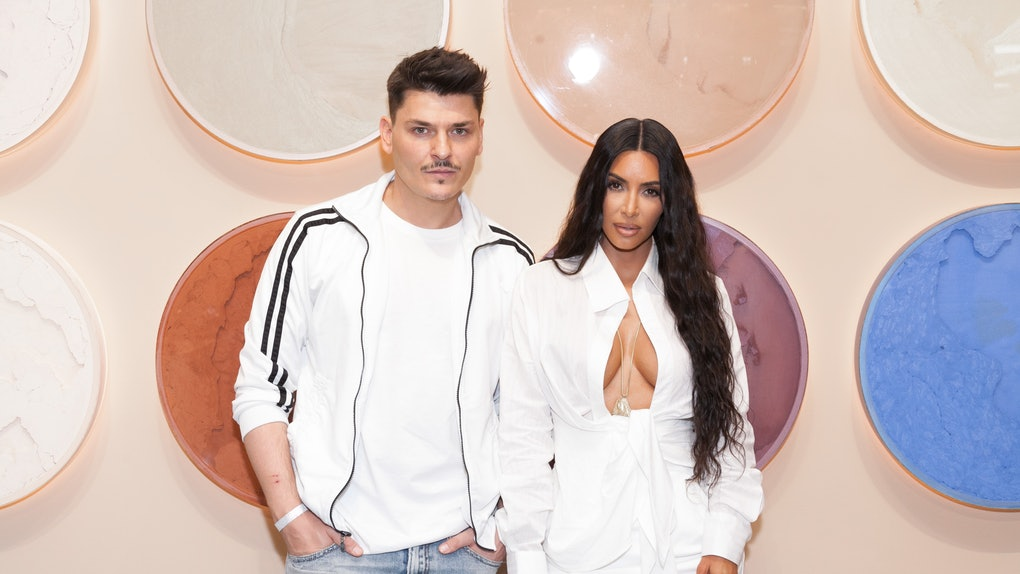 best website a7bb5 6ae3d What Does The KKW Beauty Pop-Up Shop Look Like? Kim K Teased The ...