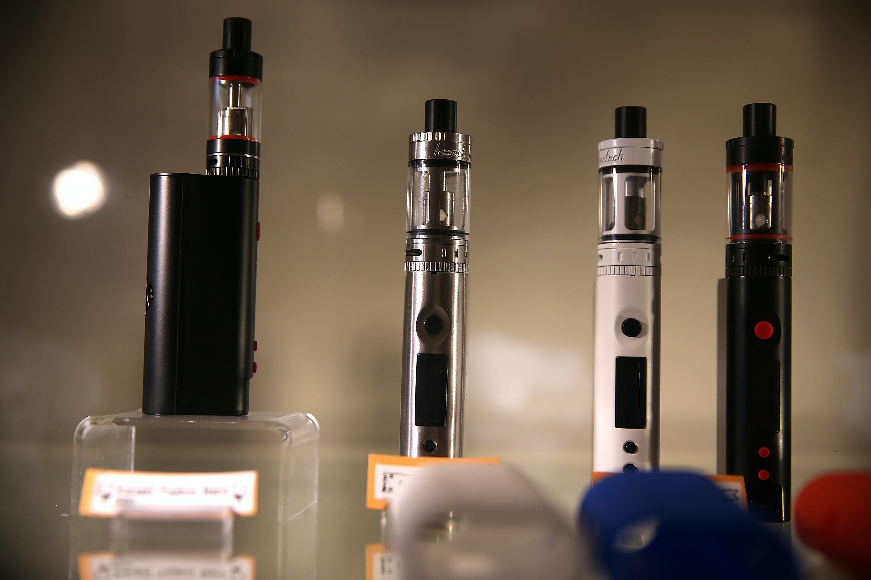 These Are The 7 Most Toxic <b>Vaping Flavors</b>, According To Science