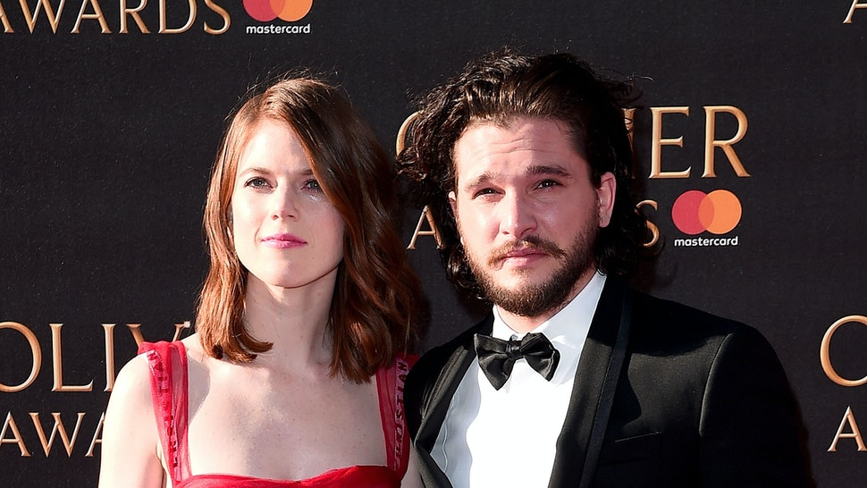 Where Did Kit Harington Rose Leslie Get Married The Game Of