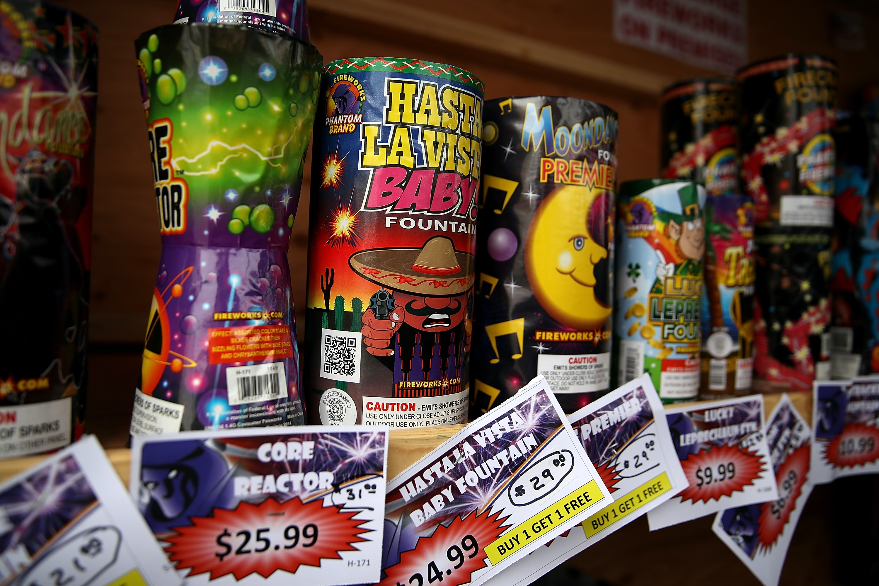 Are Fireworks Legal In Connecticut? Only Two Types Are Permitted