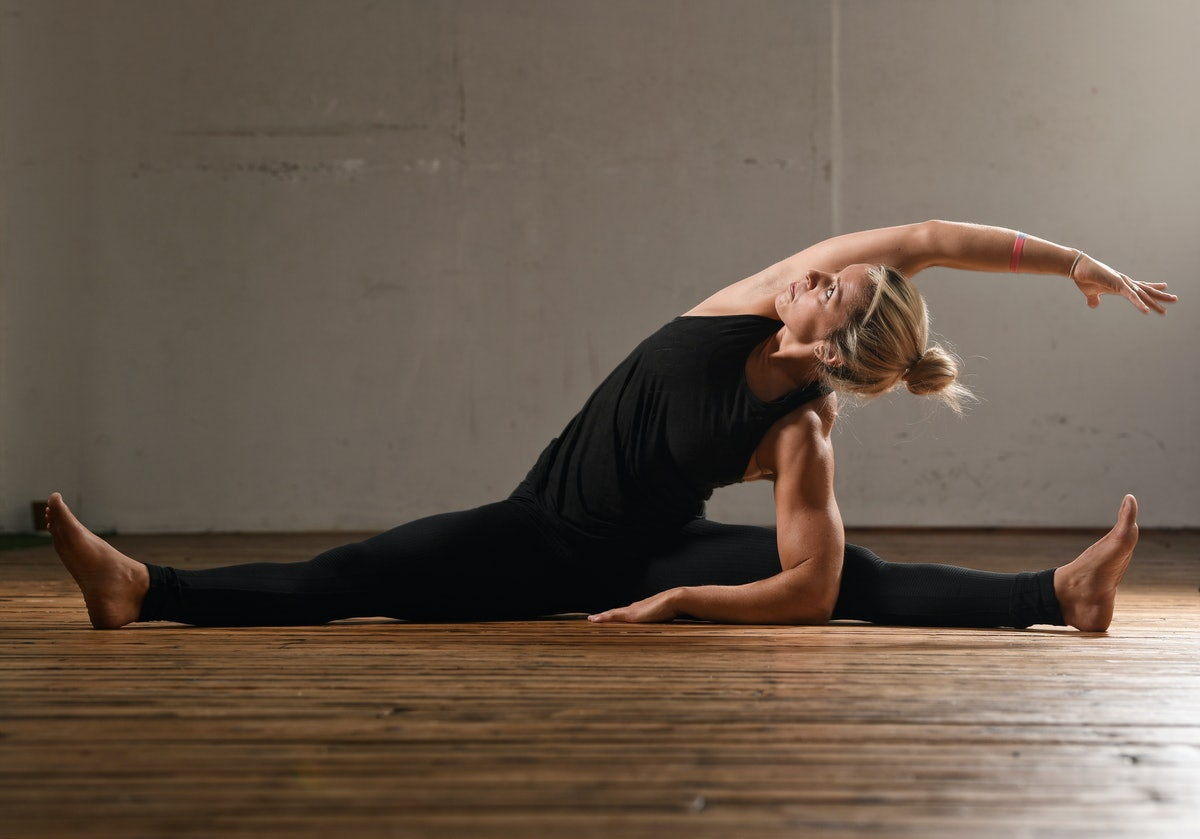 Why Does Yoga Make You Feel Calm? Science Has A Few Theories