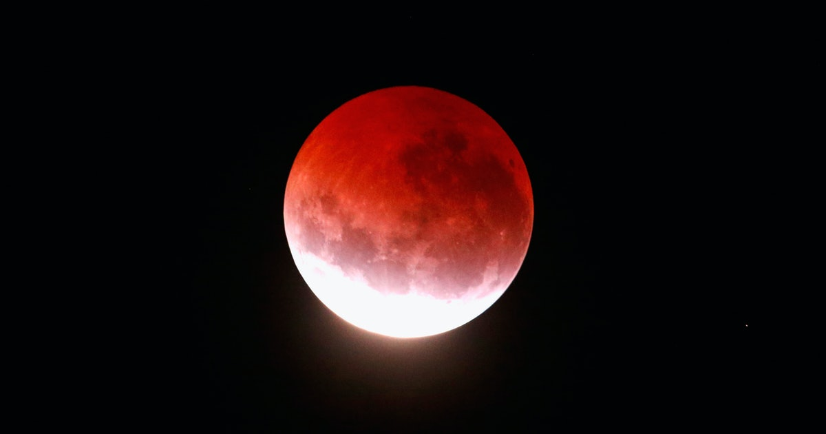 blood moon 2018 europe - photo #45