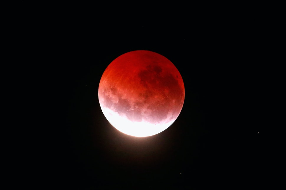 When Is The Next Blood Moon In 2018 It Will Be The Longest Total