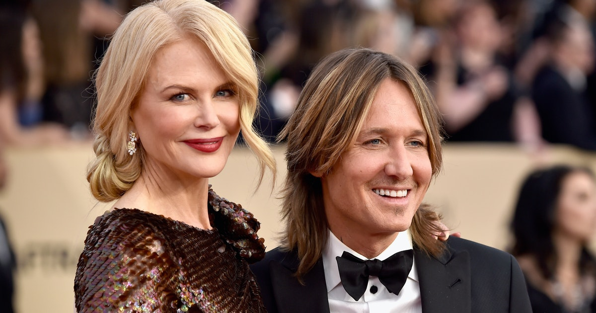 Nicole Kidman & Keith Urban's Anniversary Posts Show They're Just As In Love Today — PHOTOS