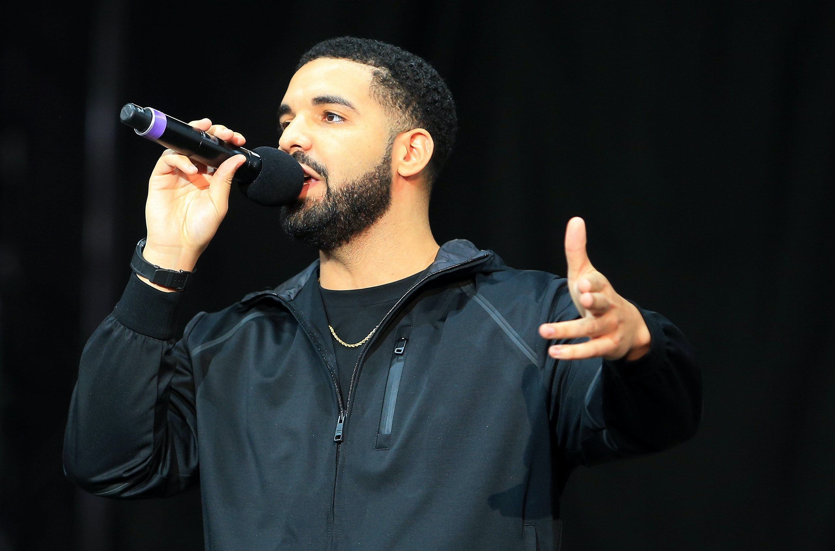These Lyrics About Drake's Son On 'Scorpion' Are So, So Intense