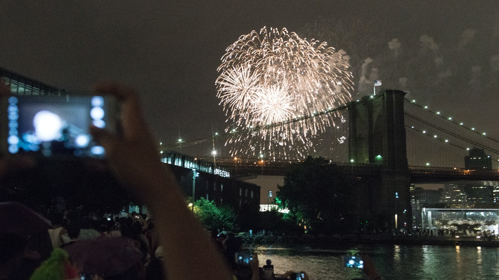 15 Song Lyrics About Fireworks For Your Fourth Of July Instagram