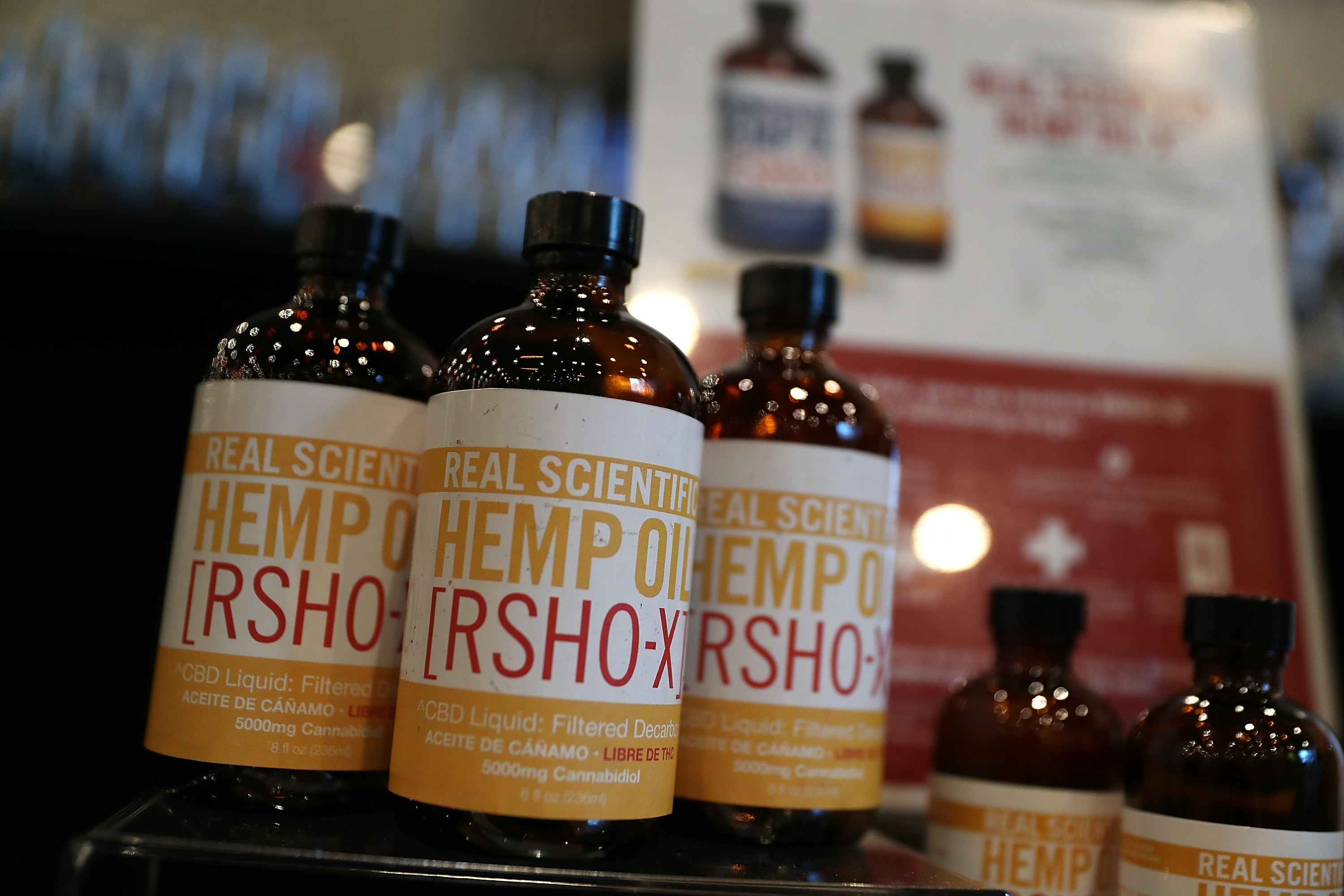 3 Hemp Oil Uses For Skincare That Are Totally Legal, and