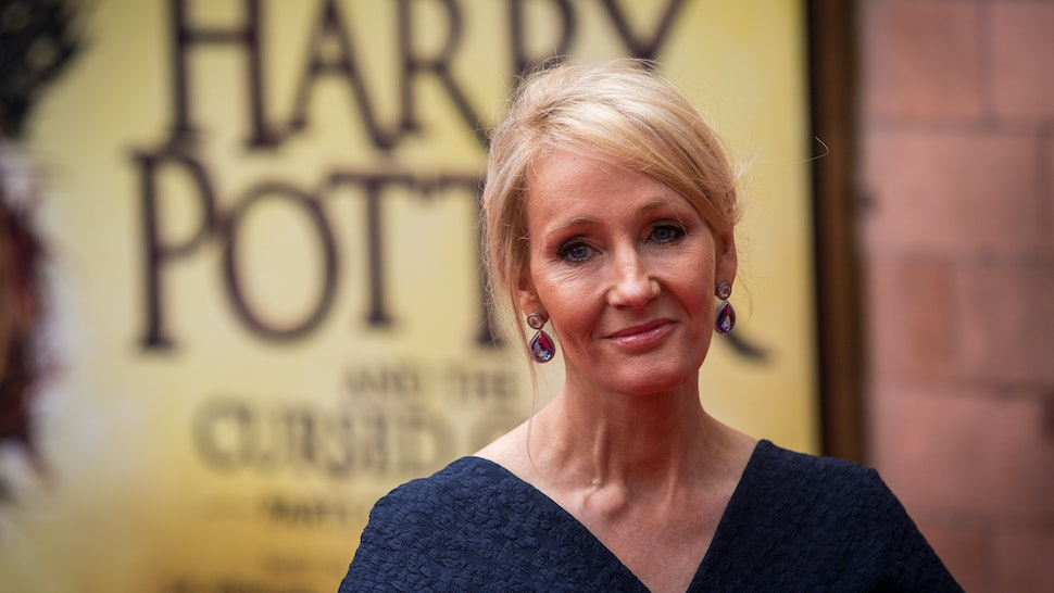 Jk Rowling New Book 2020 J.K. Rowling Is Planning To Write Another Book For Kids — And It