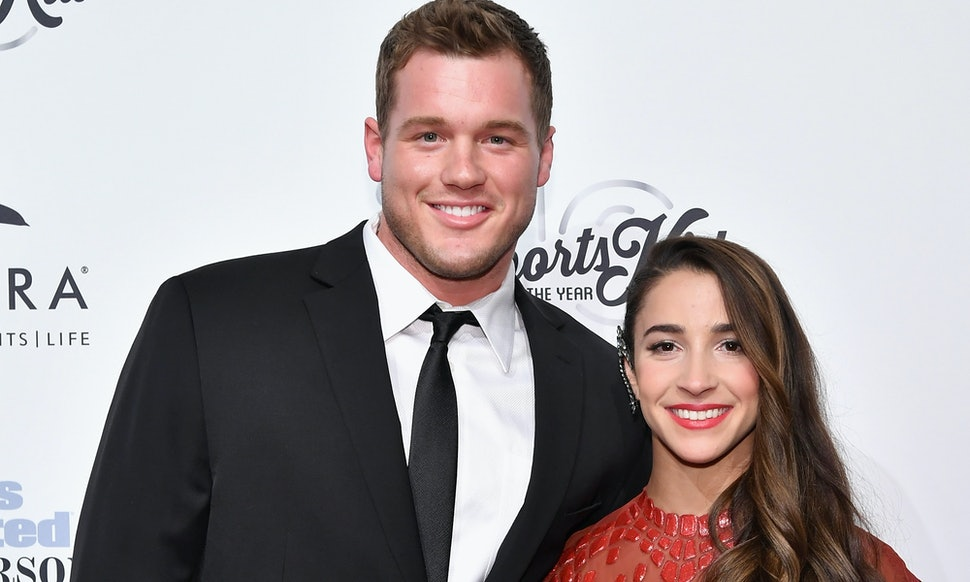 Colton from the bachelorette dated aly raisman thats not his colton from the bachelorette dated aly raisman thats not his only high profile romance m4hsunfo