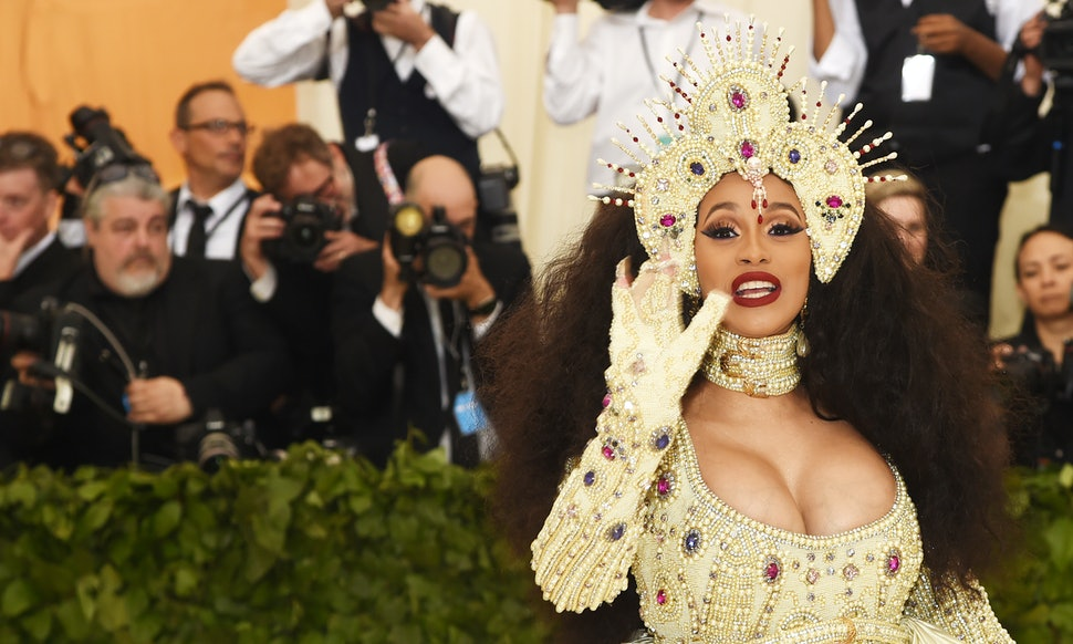 Cardi Bs Babies: Cardi B's Baby Name Was Picked By Offset & It Sounds Like