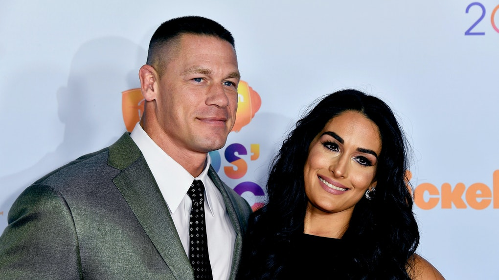 Nikki Bella And John Cena Wedding.Are John Cena Nikki Bella Engaged Again There S A New Update That