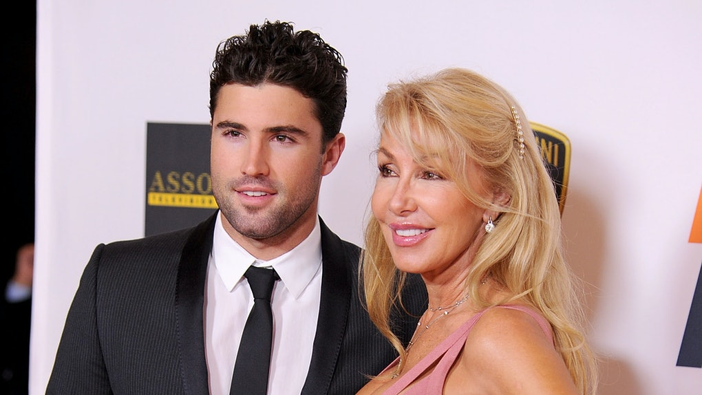 Linda Thompson's Post About Brody Jenner's Wedding Throws
