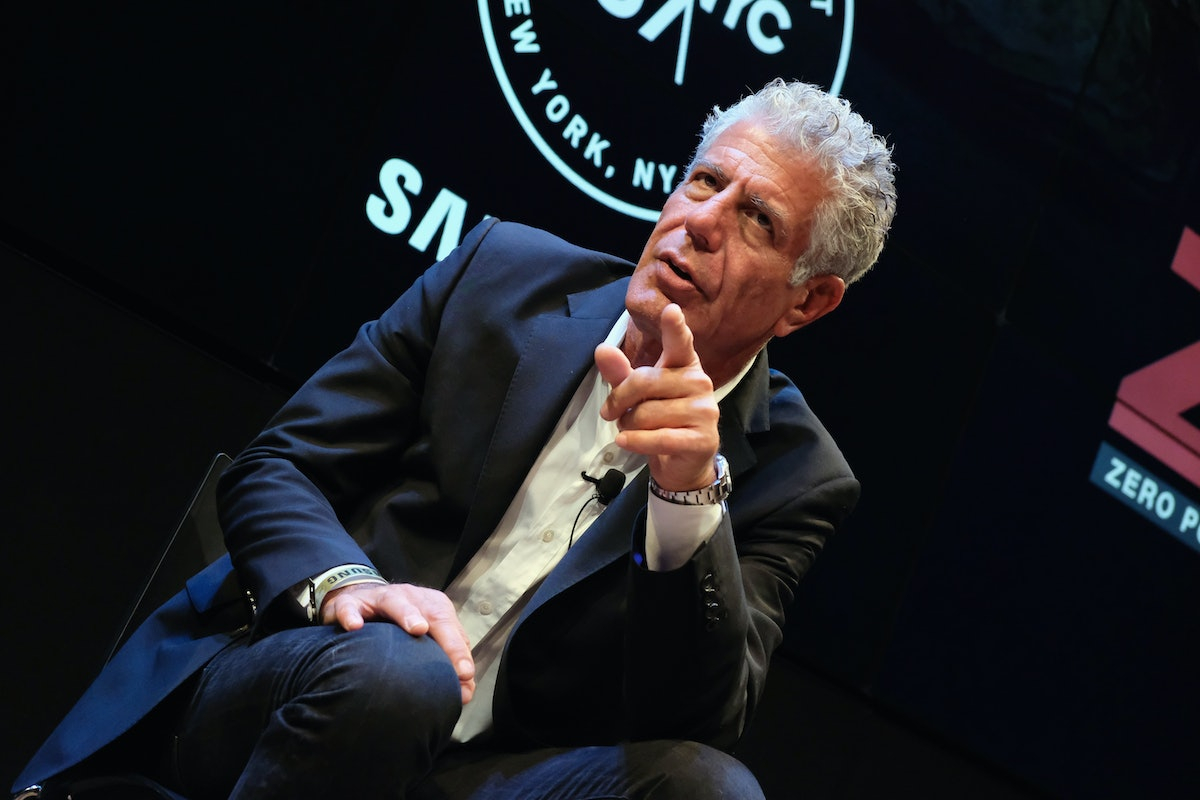 Anthony Bourdain's Book Imprint To End, HarperCollins Announced