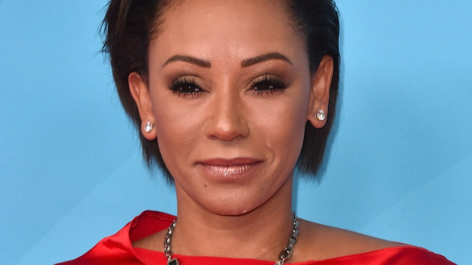 Mel B Was Allegedly Groped On Live TV By A Former 'X-Factor' Judge