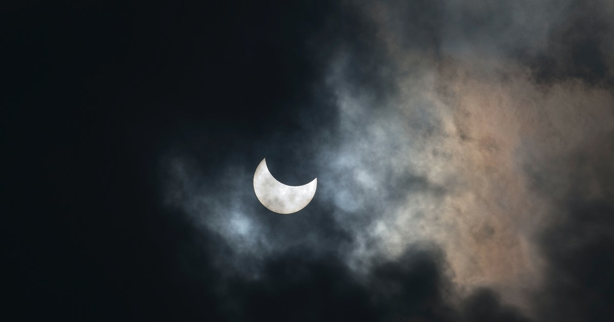 Does The Solar Eclipse Affect Your Period Experts Say It