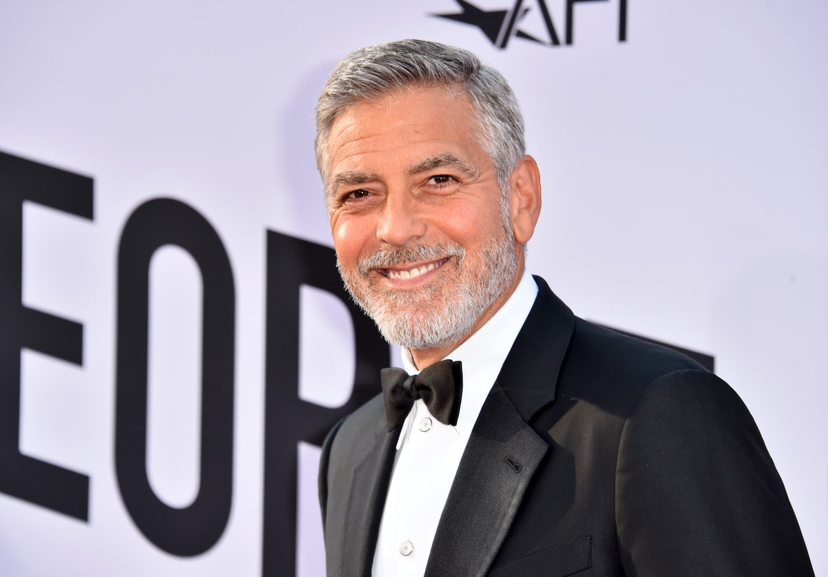 Image Result For George Clooney Rushed To Hospital After Motorcycle