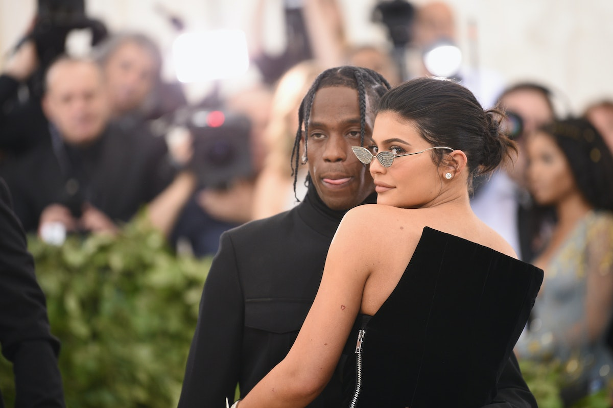 "Kylie Jenner & Travis Scott's Matching ""Stormi"" Tattoos Look Very Familiar"
