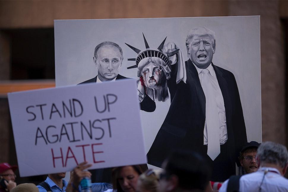 В столице Финляндии начались американо-российские переговоры