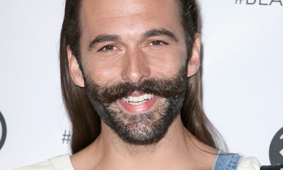 39 queer eye 39 star jonathan van ness is taking fashion inspiration from this surprising royal. Black Bedroom Furniture Sets. Home Design Ideas