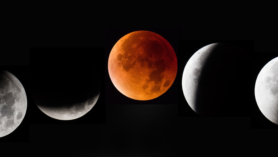 What The July 2018 Blood Moon Means For You, Based On Your Zodiac Sign