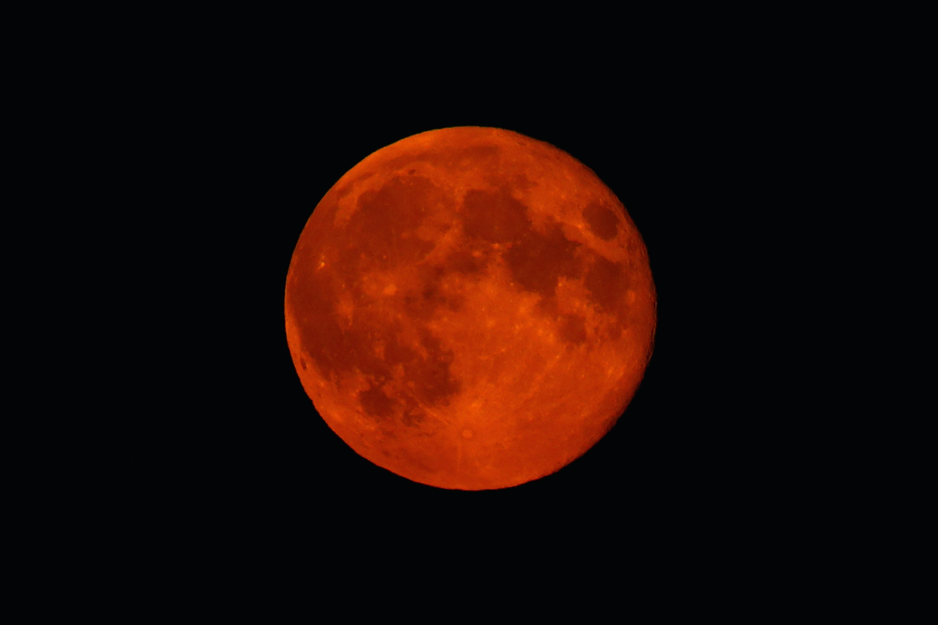 The July 2018 Buck Moon Is A Blood Moon & Here's How Often