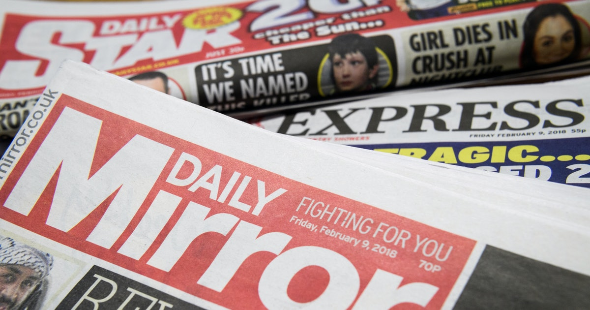 European Newspapers' Trump & Putin Summit Headlines Take Harsh To A Whole New Level