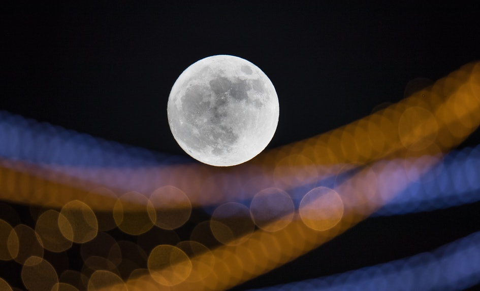 The Thunder Moon Meaning Reveals It Will Be Just As Dramatic As It