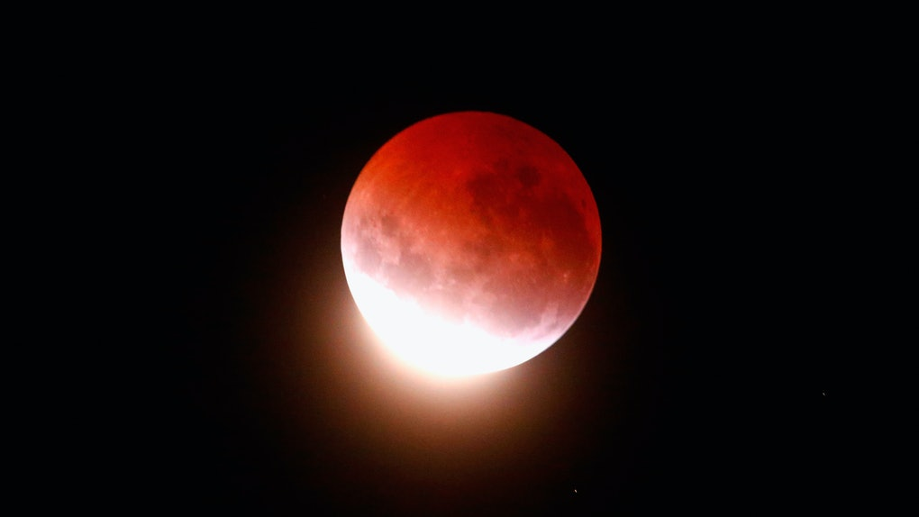 The Spiritual Meaning Of The Blood Moon In July 2018 Will Bring