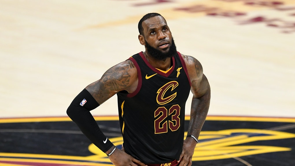 6a51eed0b186 When Is The  Space Jam 2  Trailer Dropping  LeBron James Apparently Almost  Released It