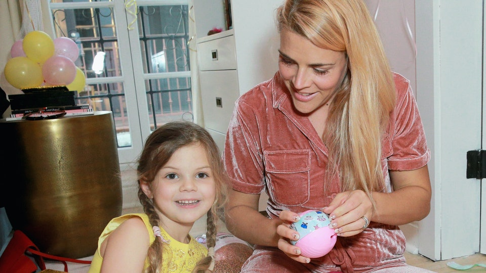 Busy Philipps Explains How Cricket Got Her Name It S So Sweet