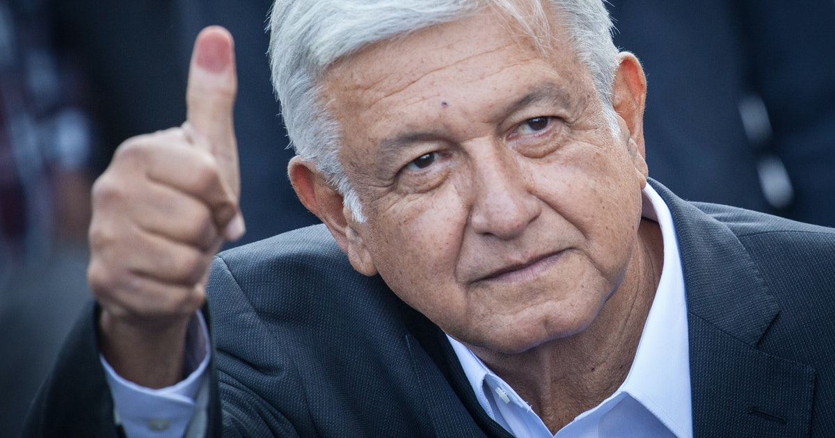 Do Andres Manuel Lopez Obrador & Trump Get Along? Mexico's New Leader Has Thoughts On POTUS