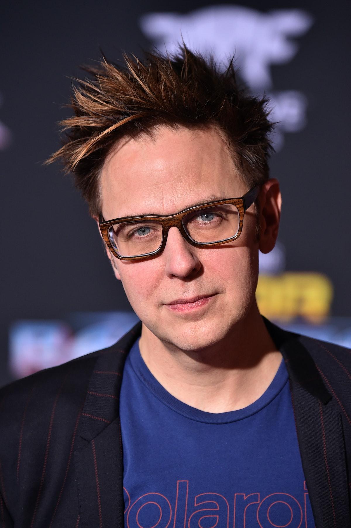James Gunn Update: James Gunn Has Been Fired From 'Guardians Of The Galaxy