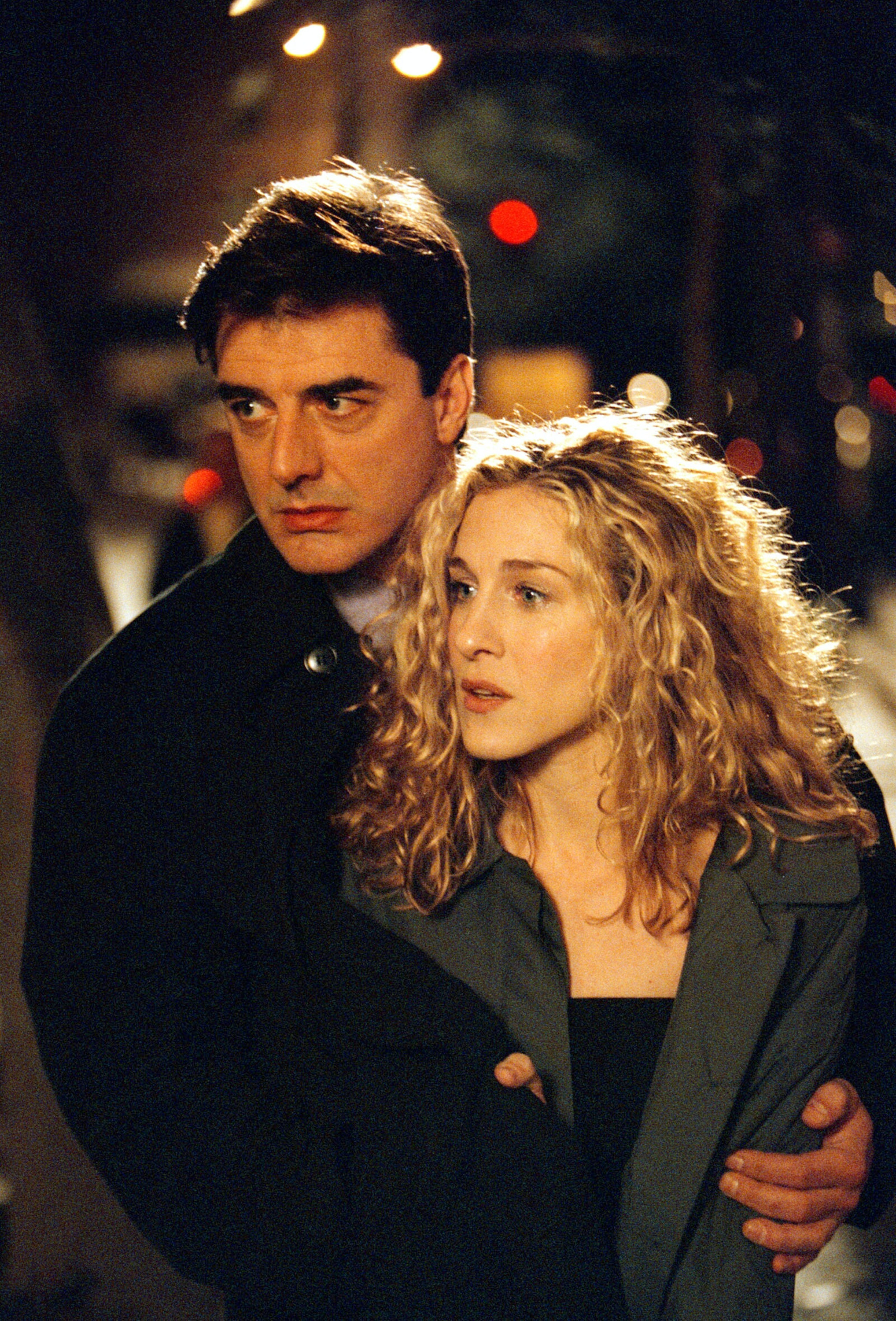 Chris noth in sex and the city