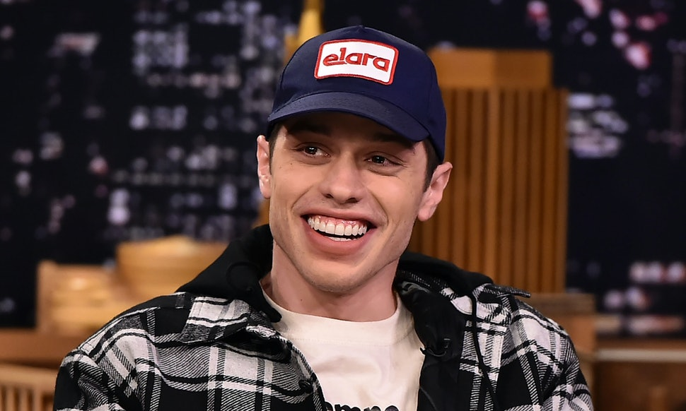 Pete Davidson Revealed Why He Deleted His Instagram Posts ...