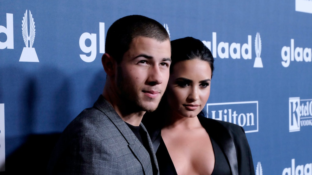 are demi lovato and nick jonas dating 2012