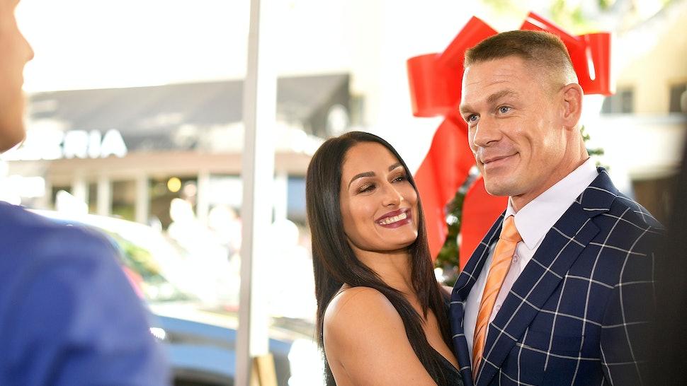 Nikki Bella And John Cena Wedding.Will John Cena Nikki Bella Get Married Total Bellas Fans Are