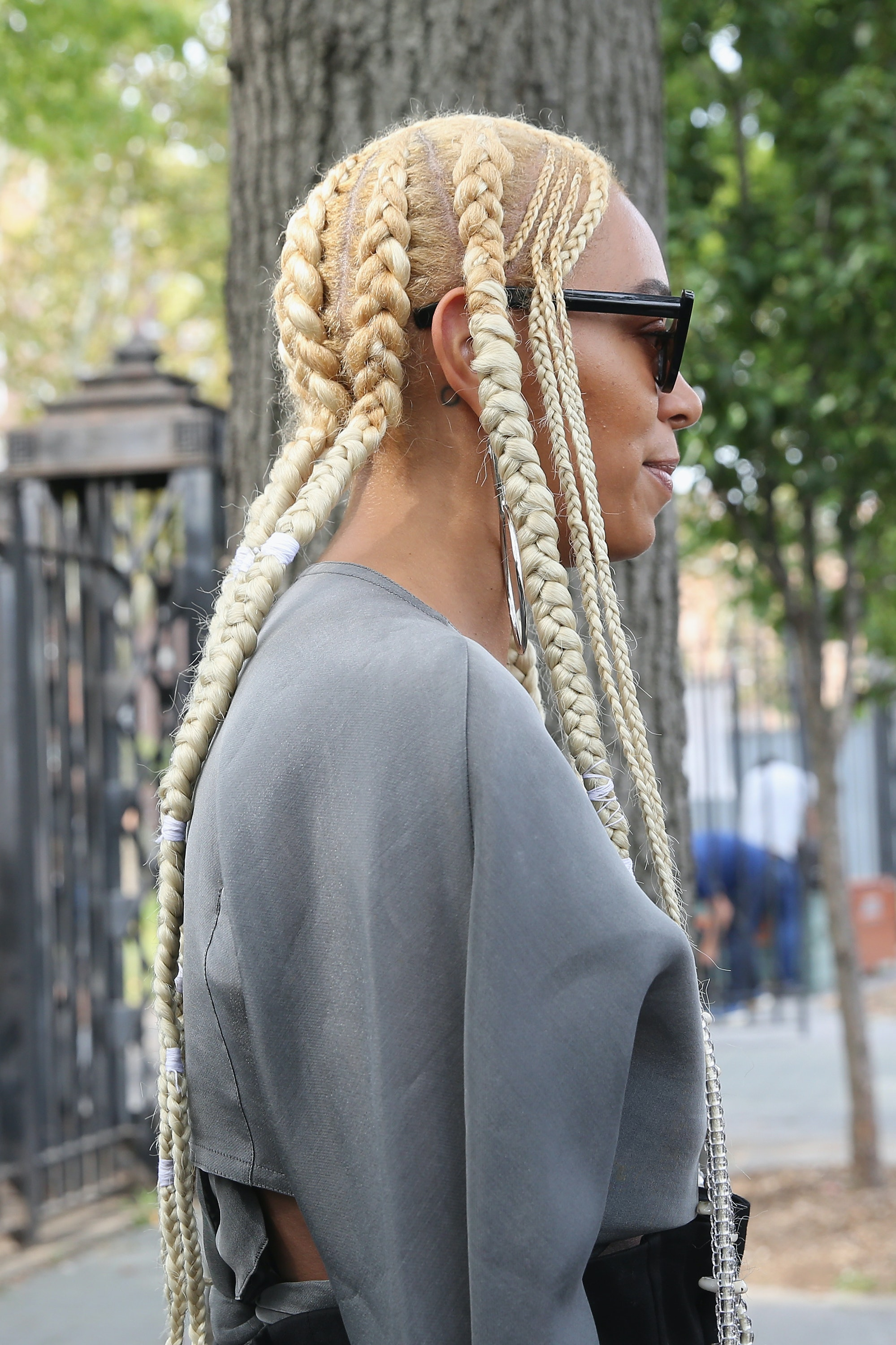 12 Braided Styles For Natural Hair That Will Make Dealing With Humidity A Breeze