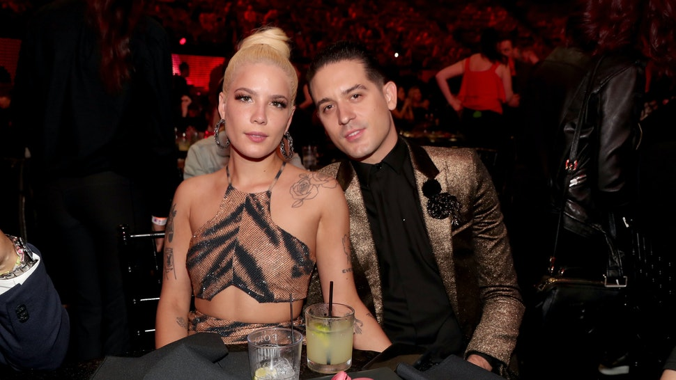Halsey & G-Eazy's Relationship Timeline Shows Just How Inseparable