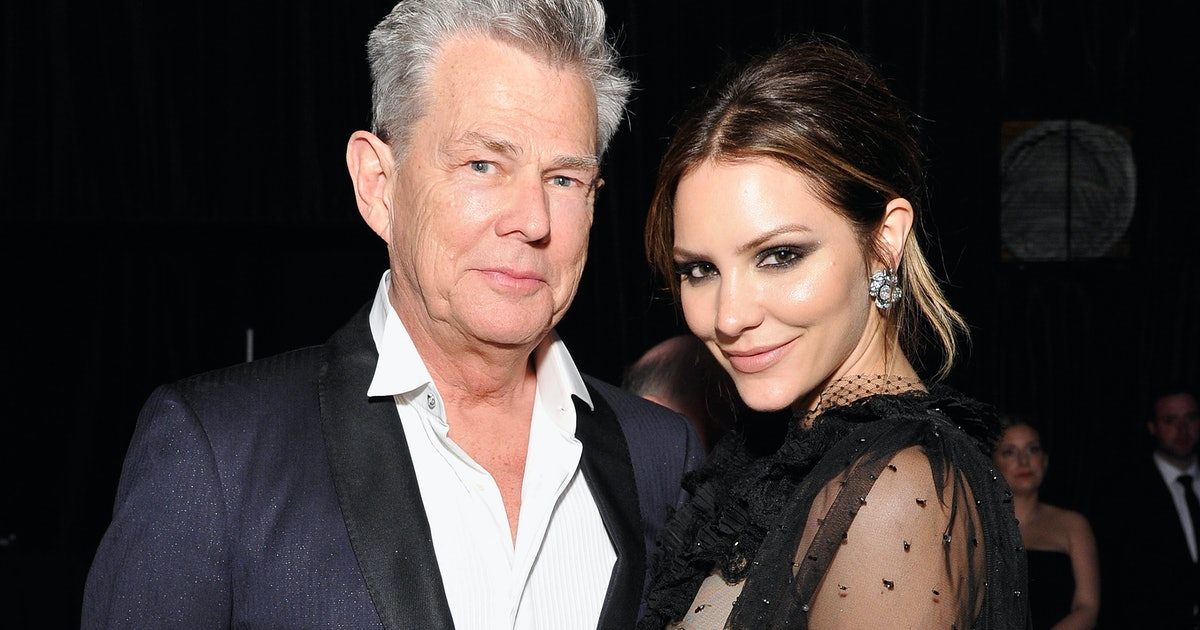 Katharine Mcphee Amp David Foster Are Engaged Amp The Singer