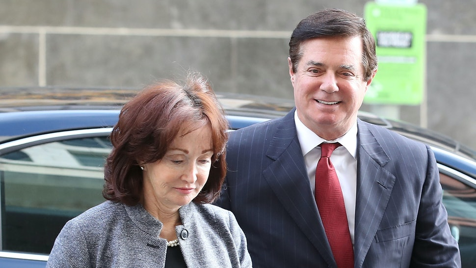 Paul Manafort's Wife Kathleen Has Kept A Low Profile Since ...