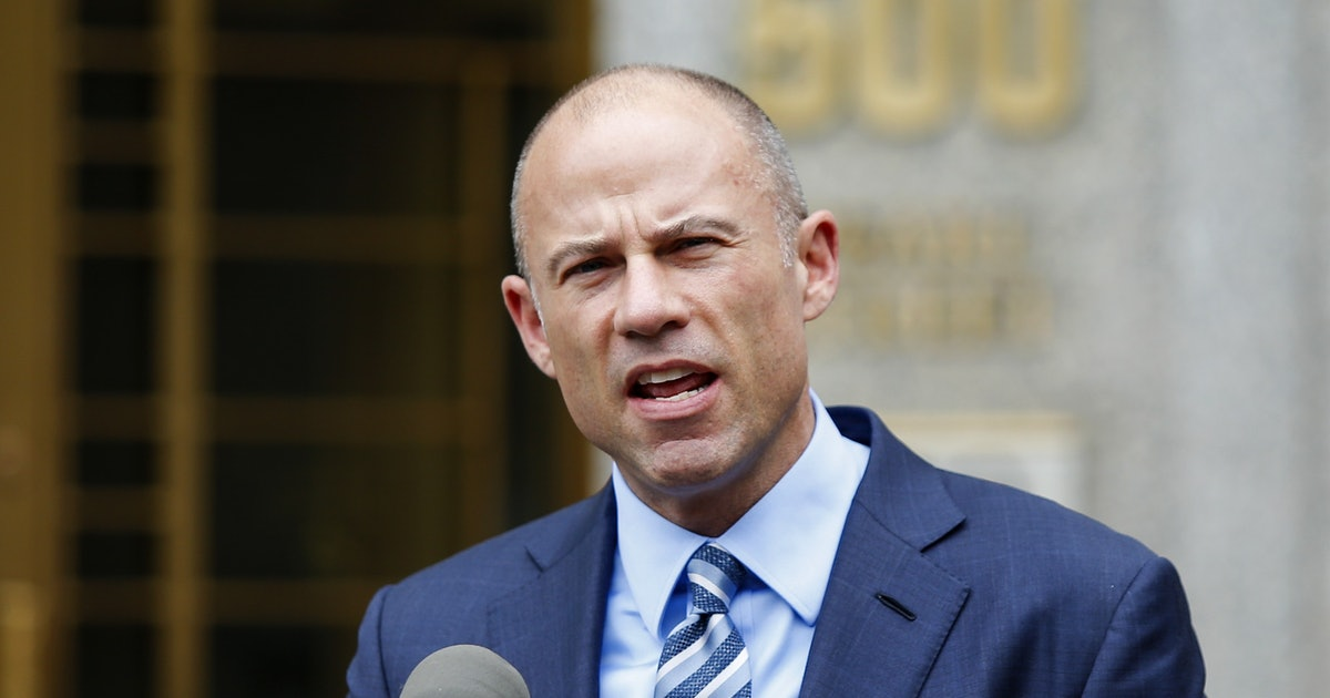Stormy Daniels' Lawyer Gave Trump A Taste Of His Own Medicine With This Nickname