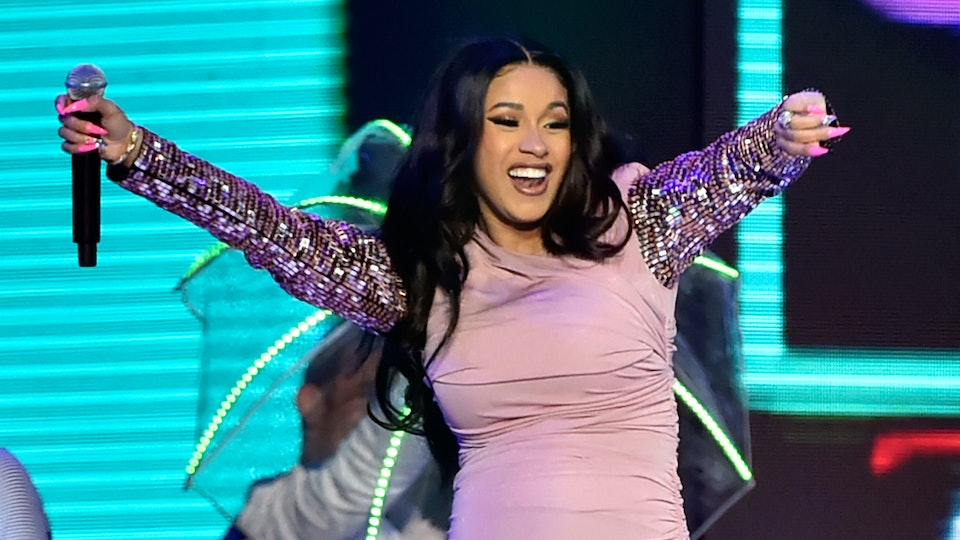 Cardi B's Realest Postpartum Moments Offer A No-Filter