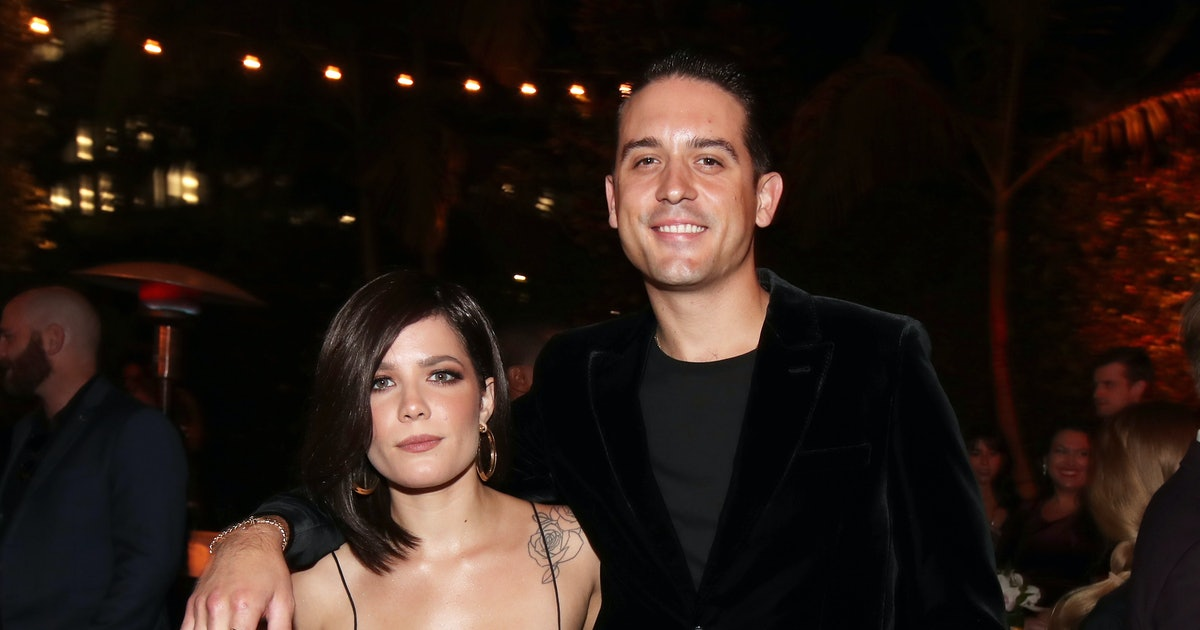 This Photo Of G-Eazy's Tattoo That Looks Like Halsey Has ...