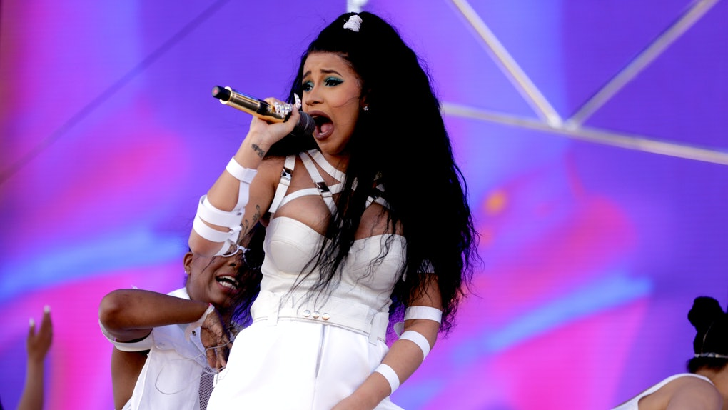 Cardi B Performing: Is Cardi B Performing At The 2018 VMAs? She Cleared Up