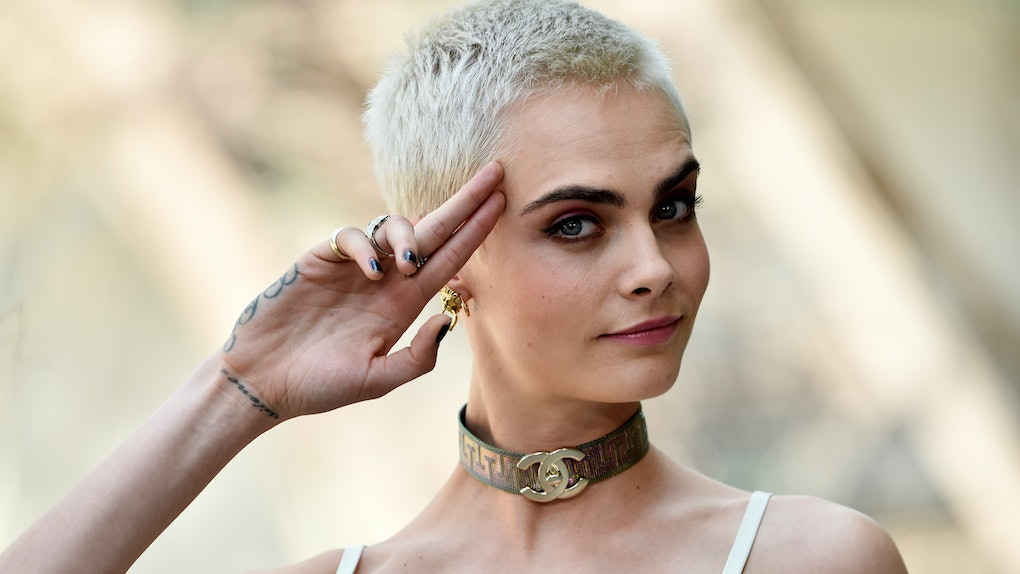 Here S Everyone Cara Delevingne Has Ever Dated Wow She Has Great