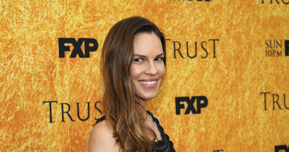 Hilary Swank Got Married Over The Weekend In A Beyond Beautiful Secret Ceremony