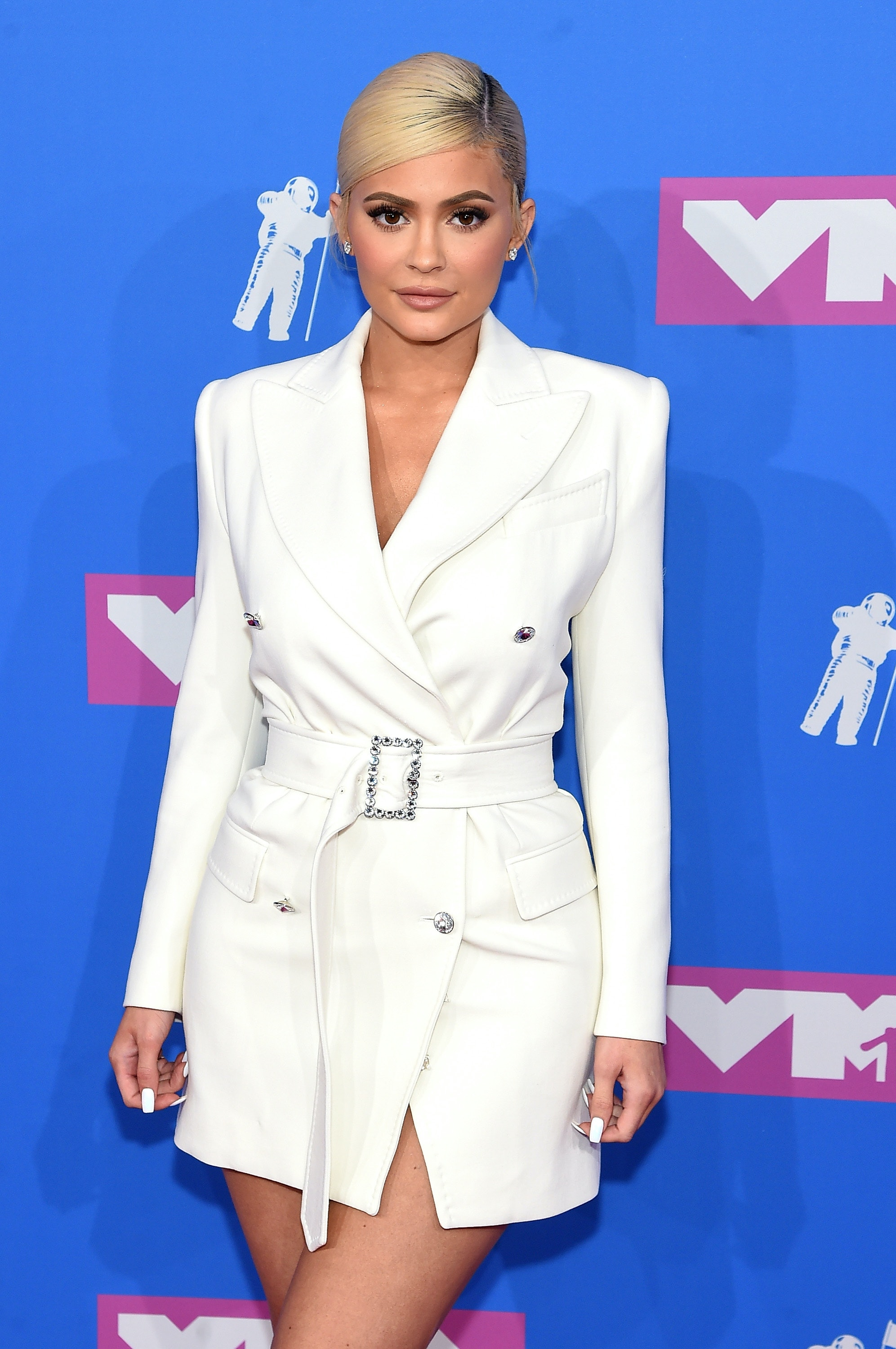 45cd14c445 Kylie Jenner s 2018 VMAs Look Is A Throwback To Her  Forbes  Cover