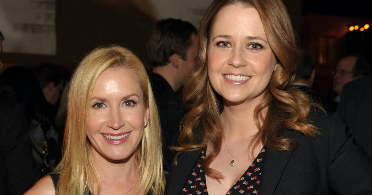 Jenna Fischer's Birthday Message To Angela Kinsey Proves These 'Office' Costars Are Total BFFs — PHOTO