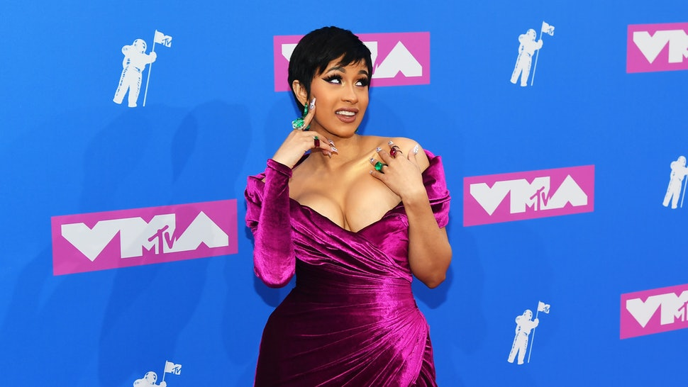 Cardi B S Kris Jenner Meme Will Have You Laughing So Hard At Its